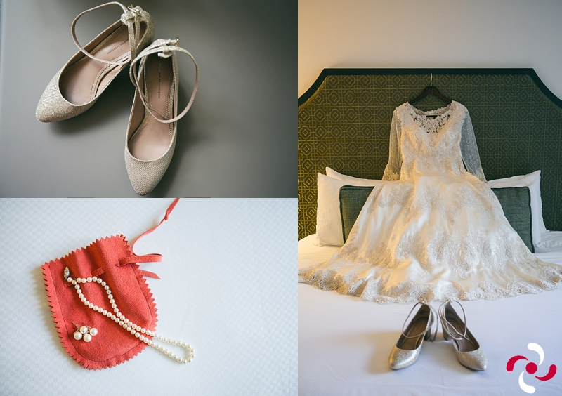 {Audrey & Nick: Married at RM Champagne Salon!}