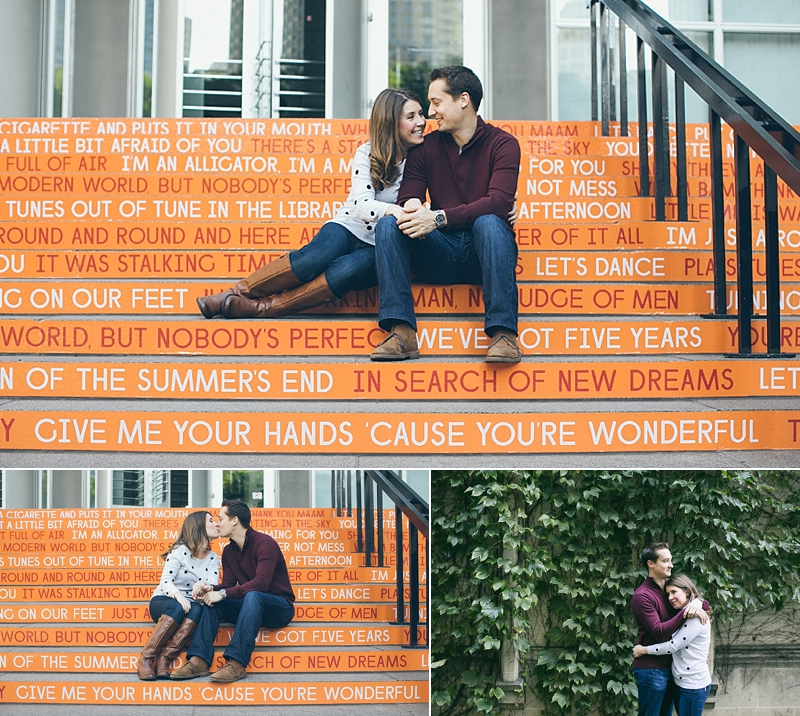 {Caitlin+Brian: A Chicago Engagement}