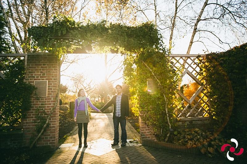 {Martina+Lester: Botanic Garden Engagement}