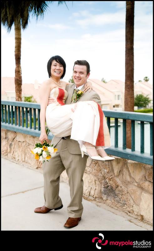 What happens in Vegas stays in Vegas- Julie & Ben