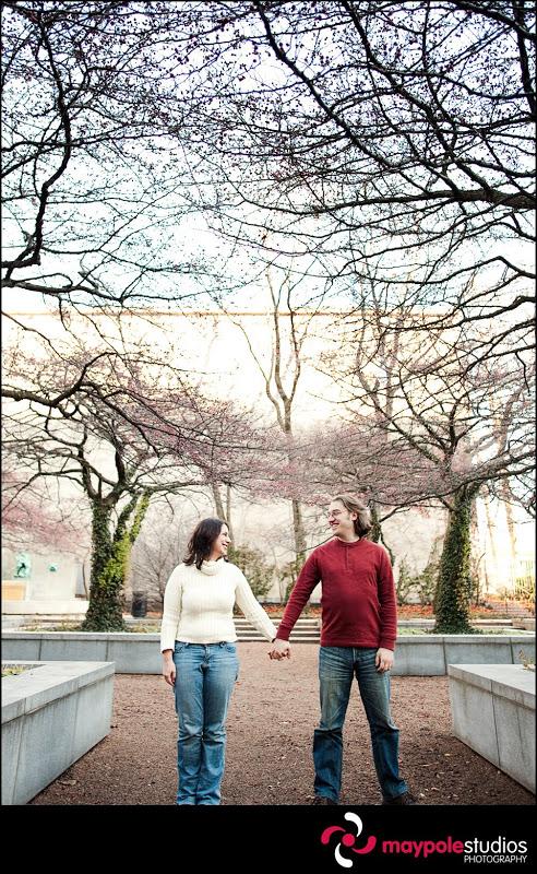 Jaina & Costa are engaged!