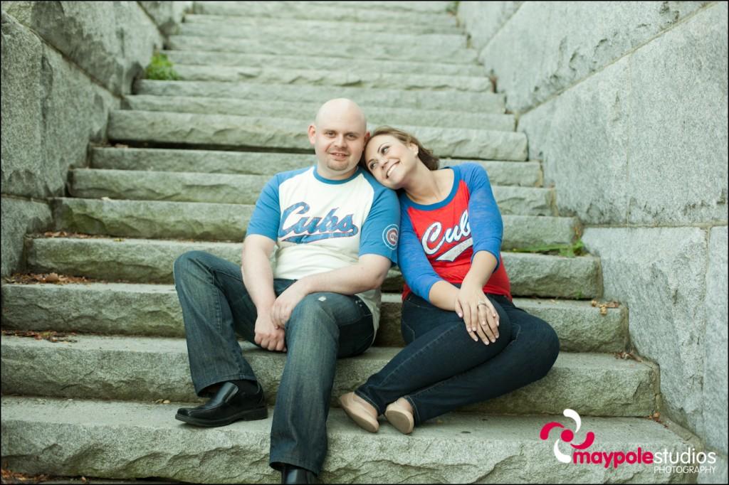 Stacie & Vladik- A Risk Worth Taking