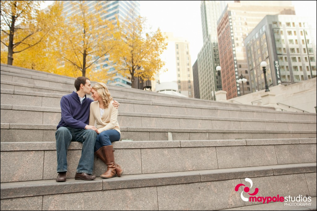 Caitlin and Patrick- engaged!