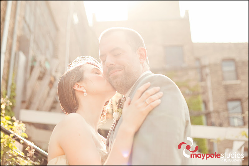 Rachel and Jeremy are married!