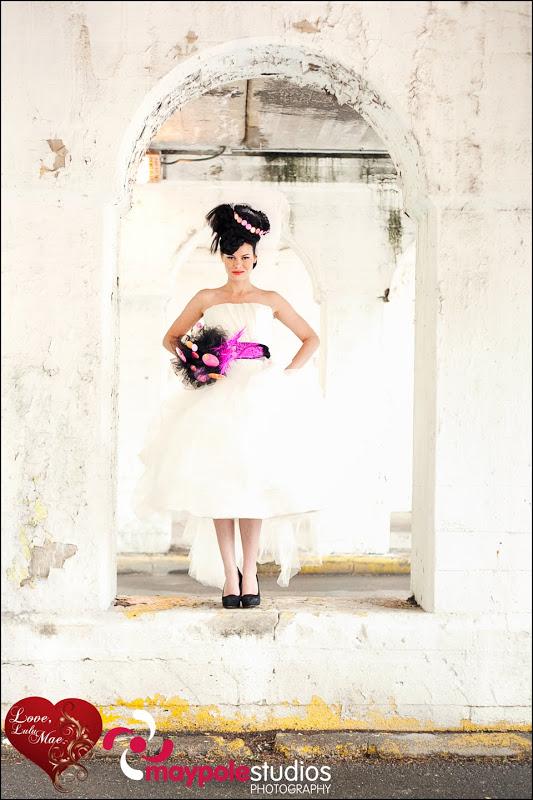 Bridal fashion shoot- Love Lulu Mae+Beaver Buttons (part 1)