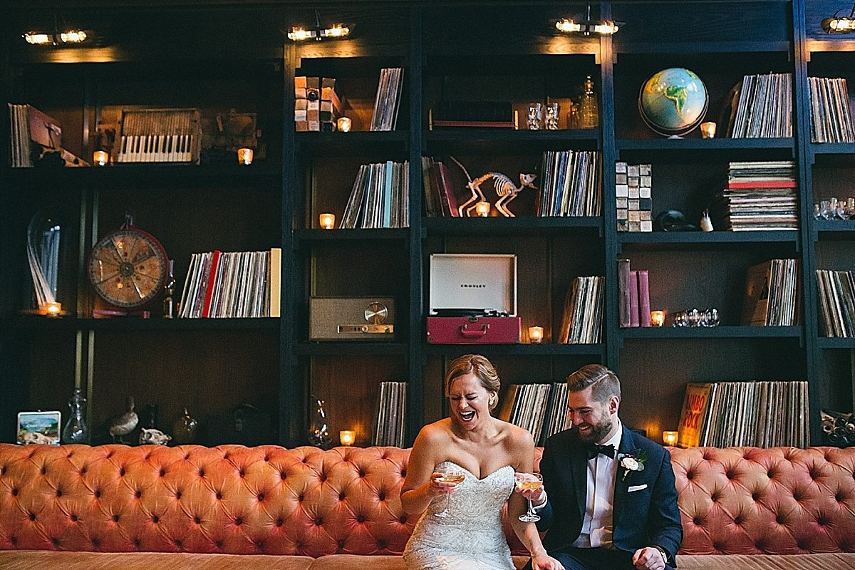 {Kristen+Adam: January Wedding}