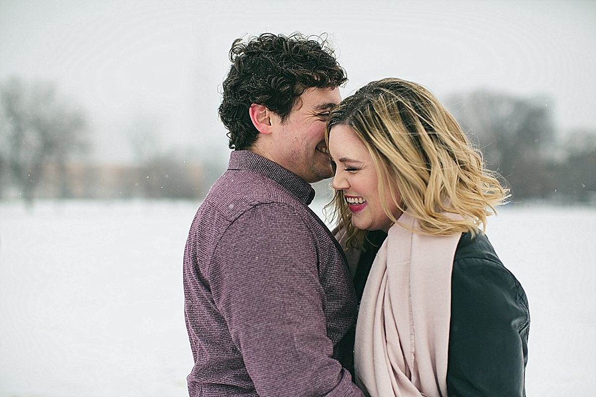 {Elysa+Alex: Winter Love!}